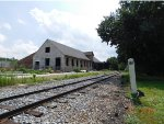 The Kennett Creamery by the East Penn Railroads Octoraro Branch